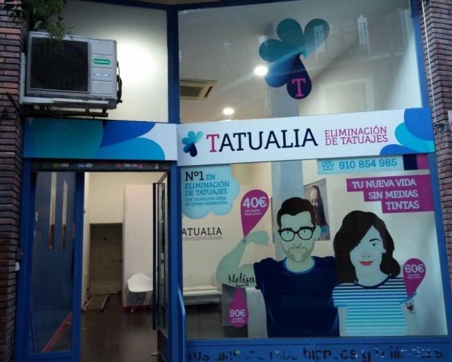 Franquicia Tatualia (Gravina 21)