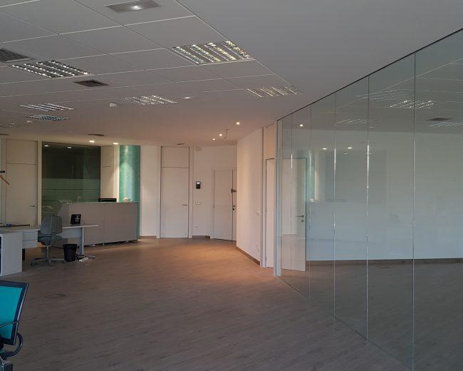 Adecuación oficinas para Bitmakers en Madrid